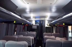 Micrô-Ônibus - Central de Fretes