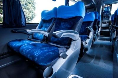 Ônibus Executivo - Central de Fretes